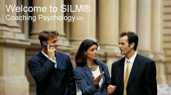 Welcome to SILM® Coaching Psychology